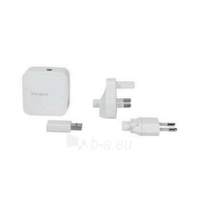 TARGUS USB HOME CHARGER Paveikslėlis 1 iš 1 250255080052