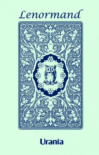 Taro Kortos Blue Owl Paveikslėlis 5 iš 7 310820142658
