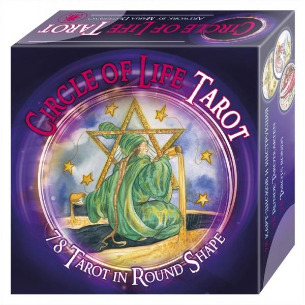 Taro Kortos Circle Of Life Paveikslėlis 6 iš 9 310820127316