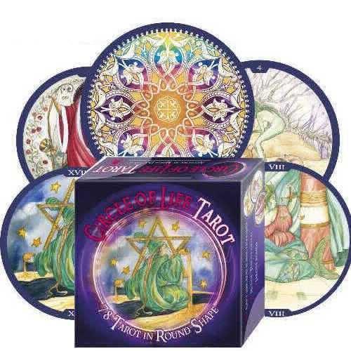 Taro Kortos Circle Of Life Paveikslėlis 8 iš 9 310820127316