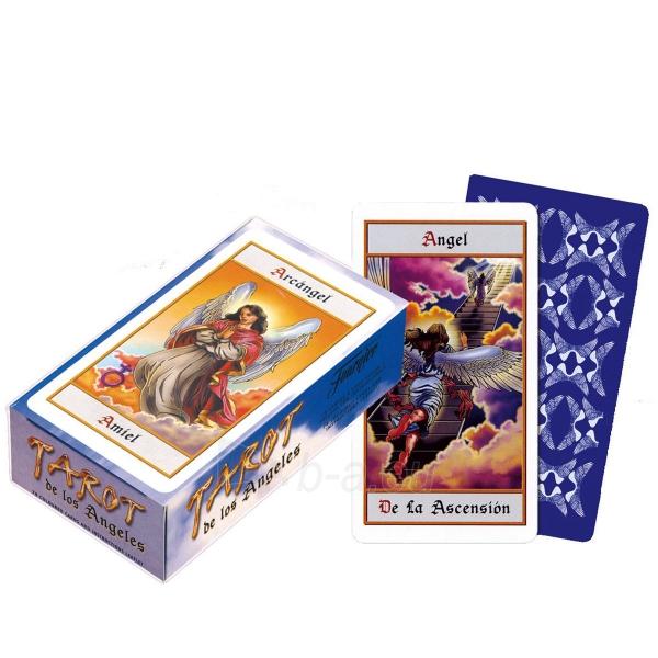 Taro kortos de los Angeles Paveikslėlis 6 iš 6 251010000275