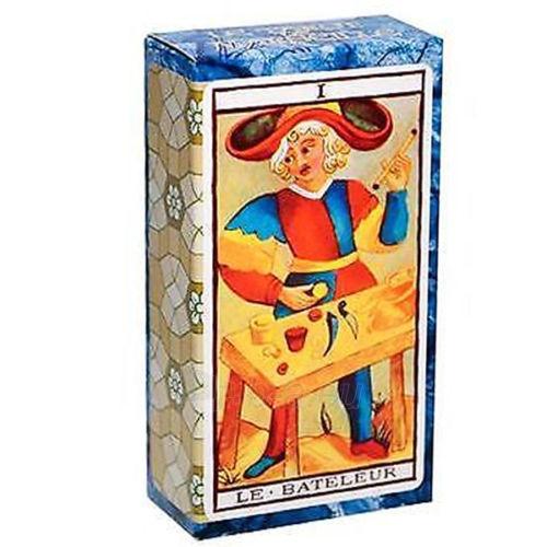 Taro kortos Le Tarot de Marseilles Paveikslėlis 1 iš 8 251010000280