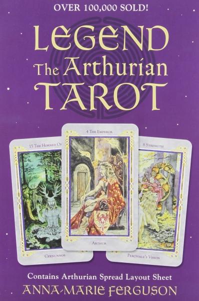 Taro Kortos Legend The Arthurian Paveikslėlis 7 iš 7 310820173178