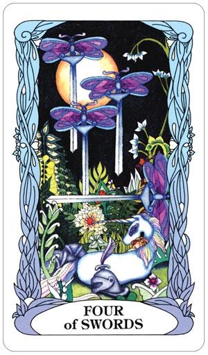 Taro kortos Moon Garden Paveikslėlis 3 iš 8 310820103857