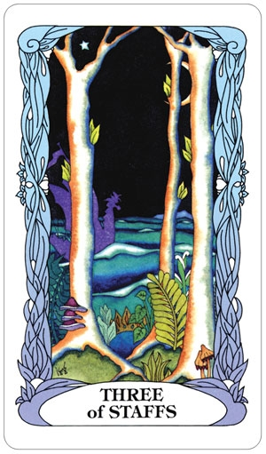 Taro kortos Moon Garden Paveikslėlis 4 iš 8 310820103857
