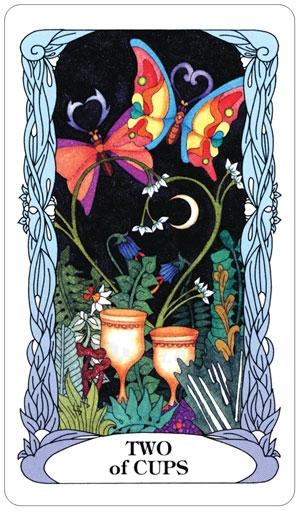 Taro kortos Moon Garden Paveikslėlis 7 iš 8 310820103857