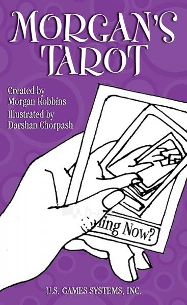 Taro kortos Morgans Paveikslėlis 2 iš 8 310820173472