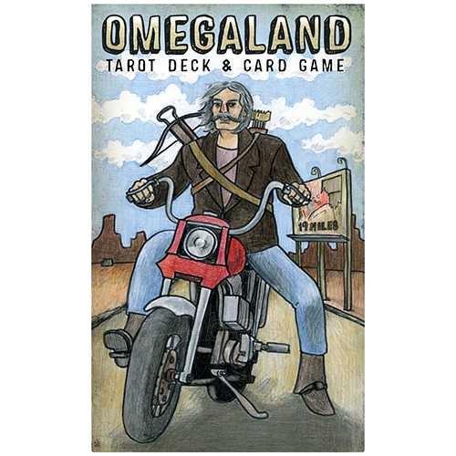 Taro kortos Omegaland Paveikslėlis 5 iš 8 310820142761