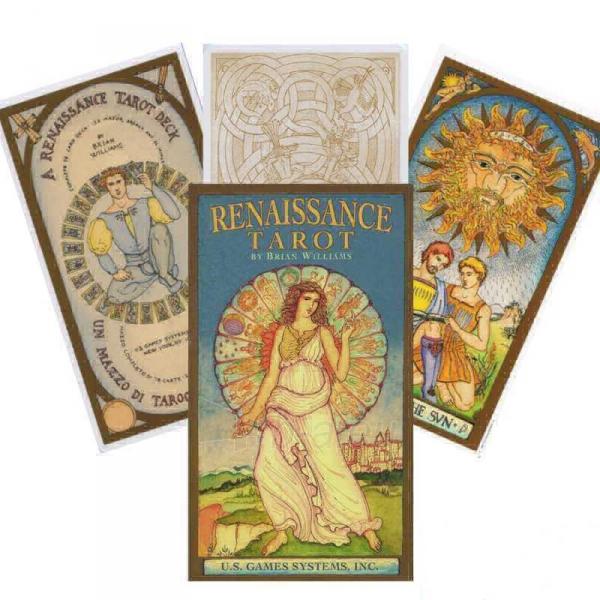 Taro kortos Renaissance Paveikslėlis 7 iš 7 310820104008