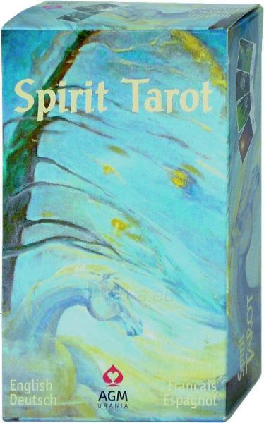 Taro Kortos Spirit Paveikslėlis 1 iš 7 310820142660