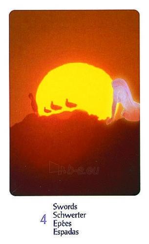Taro Kortos Spirit Paveikslėlis 2 iš 7 310820142660