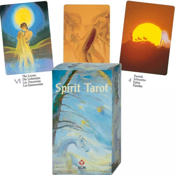 Taro Kortos Spirit Paveikslėlis 7 iš 7 310820142660