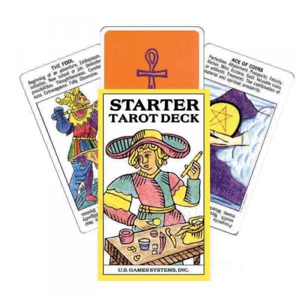 Taro kortos Starter Paveikslėlis 8 iš 8 310820104001