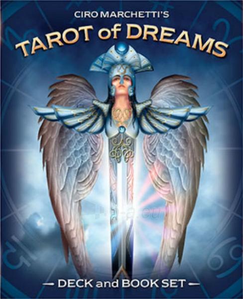 Taro kortos Tarot Of A Moon - Premier Edition Paveikslėlis 6 iš 8 310820127359