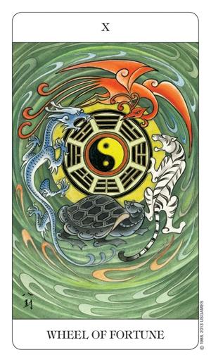 Taro kortos The Chinese Paveikslėlis 2 iš 7 310820103999