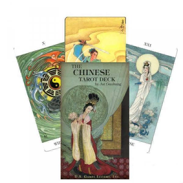 Taro kortos The Chinese Paveikslėlis 7 iš 7 310820103999