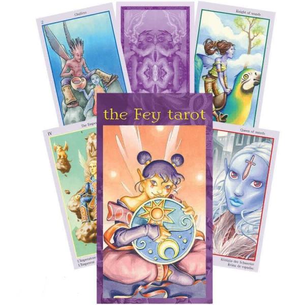 Taro Kortos The Fey Paveikslėlis 8 iš 8 310820127234
