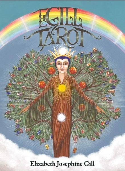 Taro kortos The Gill Tarot Paveikslėlis 6 iš 6 310820162086