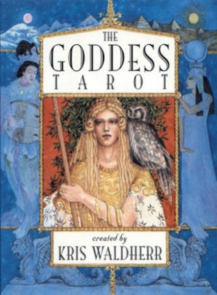 Taro kortos The Goddess Paveikslėlis 1 iš 8 310820104003