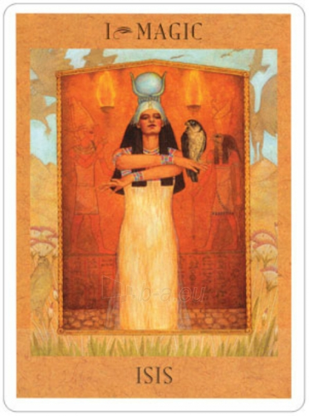 Taro kortos The Goddess Paveikslėlis 4 iš 8 310820104003