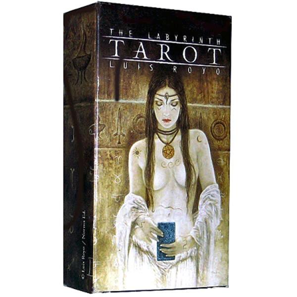 Taro kortos The Labyrinth Paveikslėlis 2 iš 5 251010000282