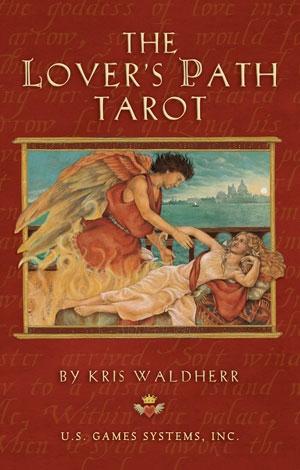 Taro kortos The Lovers Path Paveikslėlis 2 iš 2 310820142554