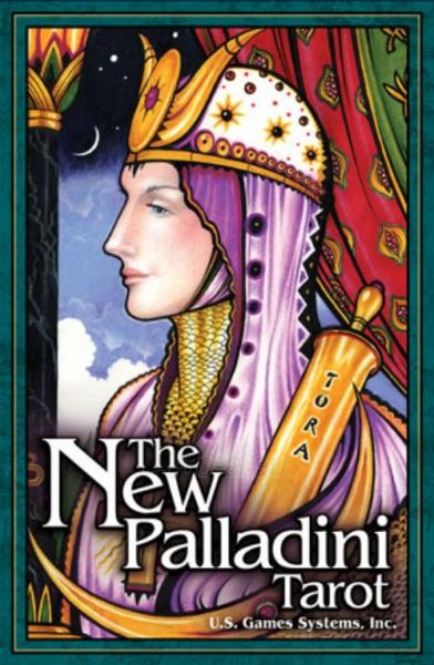 Taro kortos The New Palladini Paveikslėlis 1 iš 8 310820104020
