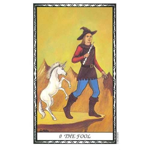 Taro kortos Unicorn Kit Paveikslėlis 2 iš 9 310820142742