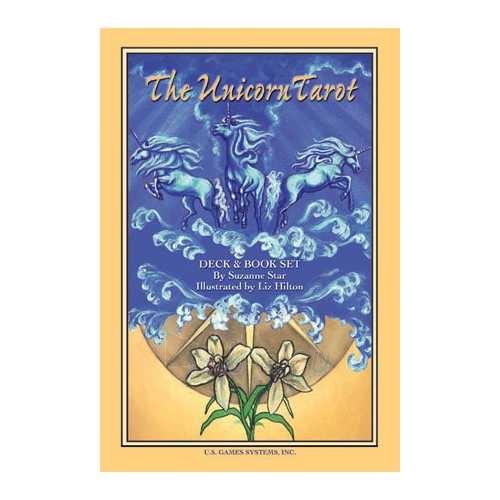 Taro kortos Unicorn Kit Paveikslėlis 8 iš 9 310820142742
