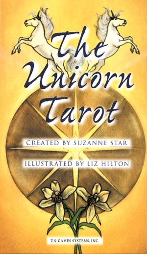 Taro kortos Unicorn Paveikslėlis 6 iš 10 310820103989