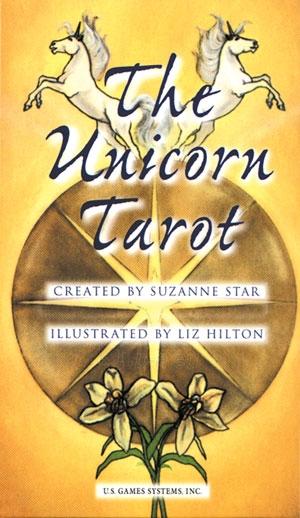 Taro kortos Unicorn Paveikslėlis 4 iš 10 310820103989