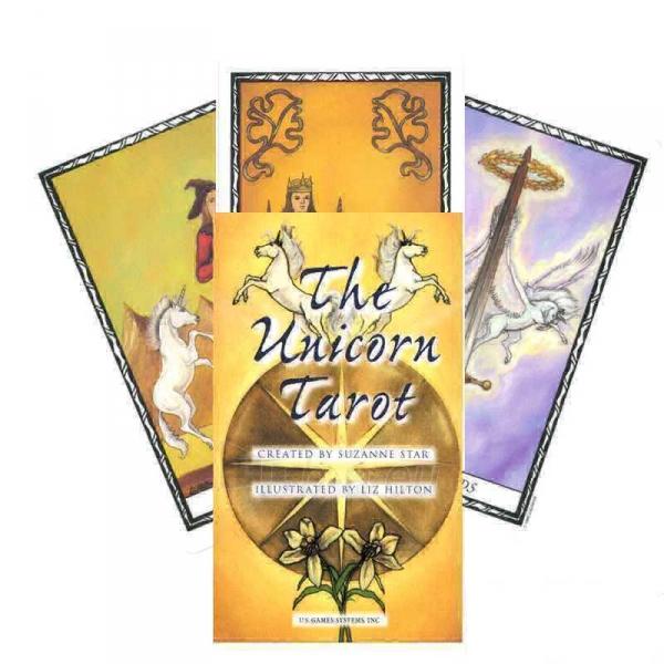 Taro kortos Unicorn Paveikslėlis 2 iš 10 310820103989