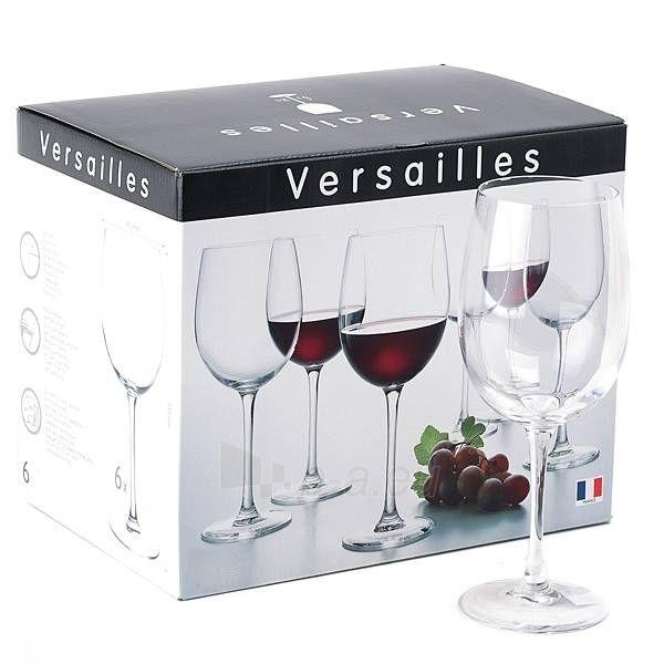 Taurės vynui 720 m 6vnt. 79997 Versailles Paveikslėlis 1 iš 1 310820030180