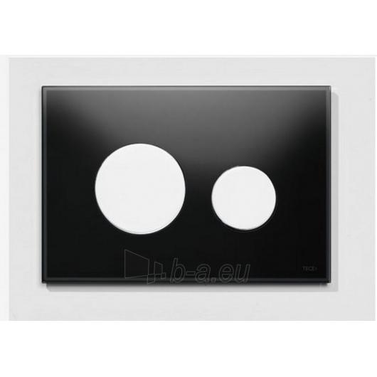 TECEloop stiklinis nuleidimo klavišas, mygtukai balti Paveikslėlis 1 iš 4 270790200122