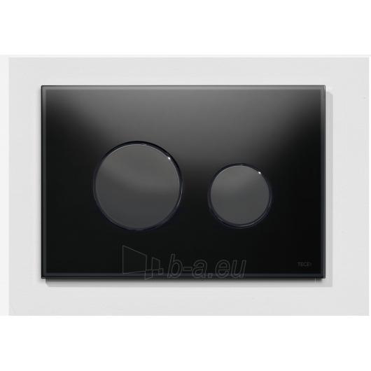 TECEloop stiklinis nuleidimo mygtukas, juodi mygtukai Paveikslėlis 2 iš 2 270790200123