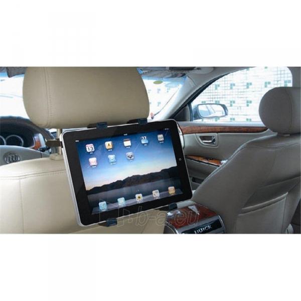 Techly Automobilinis laikiklis skirtas planš. komp./ iPad 7-10.1 Juodas Paveikslėlis 3 iš 4 2502560202208