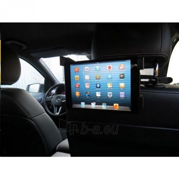 Techly Automobilinis laikiklis skirtas planš. komp./ iPad 7-10.1 Juodas Paveikslėlis 4 iš 4 2502560202208