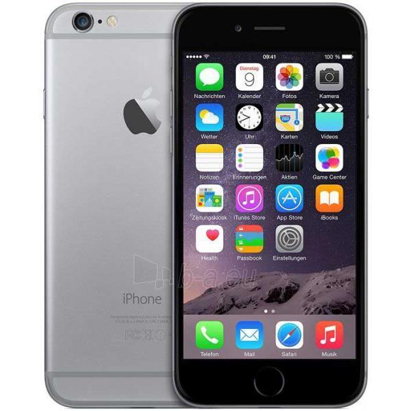 Mobilais telefons Apple iPhone 6s 4G 64GB space gray EU MKQN2QN/A null Paveikslėlis 1 iš 1 310820000485