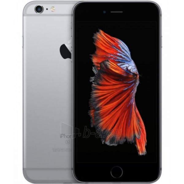 Mobile phone Apple iPhone 6s Plus 16GB MKU12ET/A pelēks/melns - space gray black Paveikslėlis 1 iš 1 310820027767