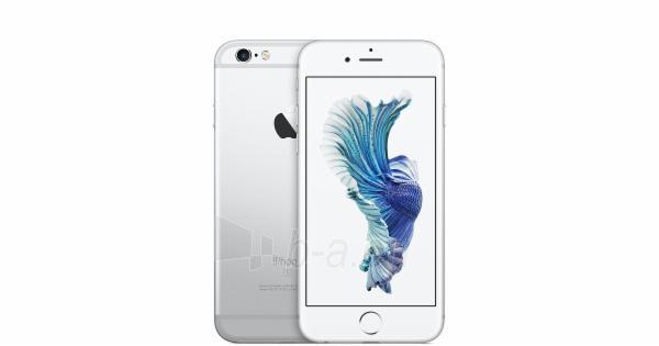 Mobile phone Apple iPhone 6s Plus 4G 128GB silver EU Paveikslėlis 1 iš 1 310820000524