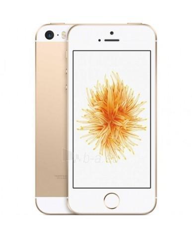 Mobile phone Apple iPhone SE 4G 16GB gold DE null Paveikslėlis 1 iš 1 310820001933