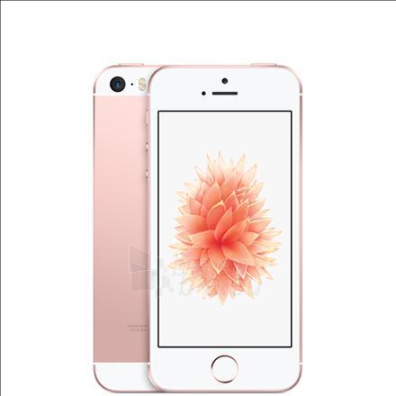 Mobile phone Apple iPhone SE 4G 16GB rose gold DE null Paveikslėlis 1 iš 1 310820002137