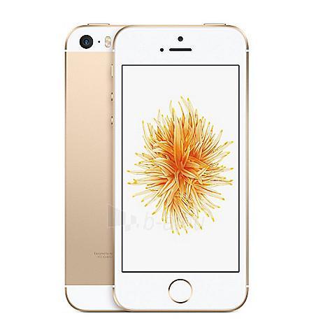 Mobile phone Apple iPhone SE 4G 64GB gold DE null Paveikslėlis 1 iš 1 310820002139