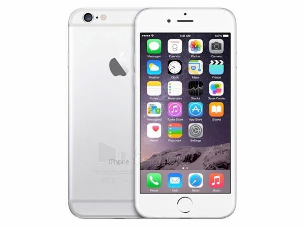 Telefonas Apple iPhone SE 4G 64GB silver DE null Paveikslėlis 1 iš 1 310820002140