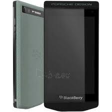 Mobile phone Blackberry P9982 Porsche Design 4G NFC 64GB black DE null Paveikslėlis 1 iš 1 310820001461