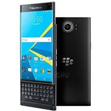 Mobile phone Blackberry Priv QWERTZ black DE Paveikslėlis 1 iš 1 310820000980