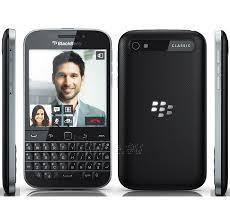 Telefonas Blackberry Q20 classic QWERTY 4G NFC 16GB black EU null Paveikslėlis 1 iš 1 310820000423