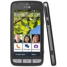 Telefonas Doro Liberto 820 Mini black Vodafone DE Paveikslėlis 1 iš 1 310820001209