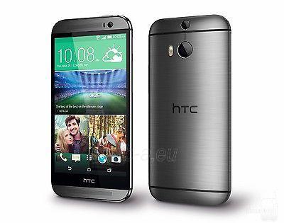 Telefonas HTC One M9 4G NFC 32GB gunmetal gray DE null Paveikslėlis 1 iš 1 310820000438