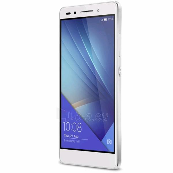 Telefonas Huawei Honor 7 4G 16GB Dual SIM Fantasy silver EU Paveikslėlis 1 iš 1 310820000936